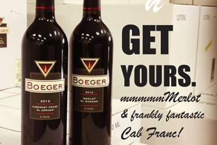 Boeger Winery