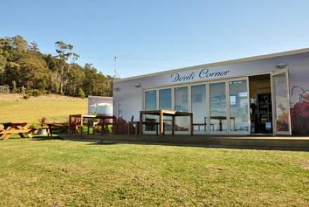 Devil's Corner Cellar Door