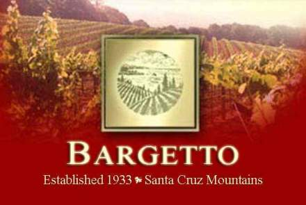 Bargetto Winery - Soquel