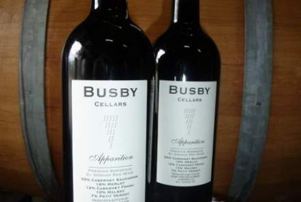 Busby Vineyard and Winery