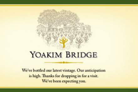 Yoakim Bridge Vineyards and Winery