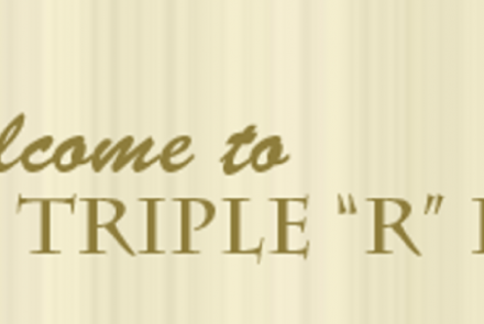 "Triple ""R"" Ranch and Winery"