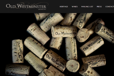 Old Westminster Winery