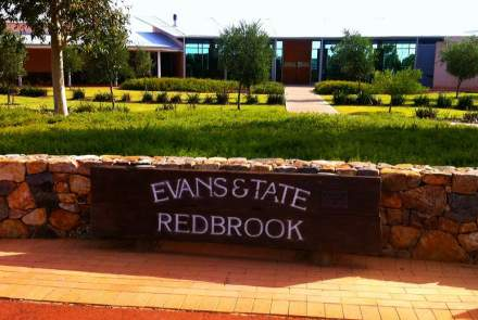 Evans and Tate Redbrook Cellar Door
