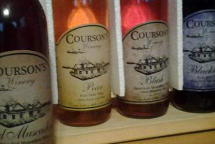 Courson's Winery