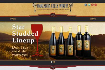 Manzanita Creek Winery