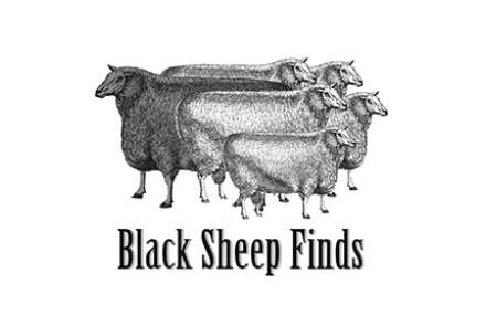 Holus Bolus and Black Sheep Finds
