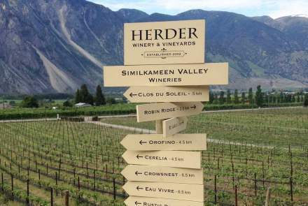 Herder Winery and Vineyards