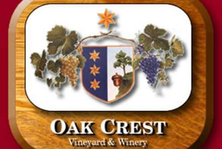 Oak Crest Vineyard and Winery