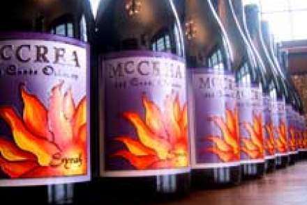 McCrea Cellars Tastings