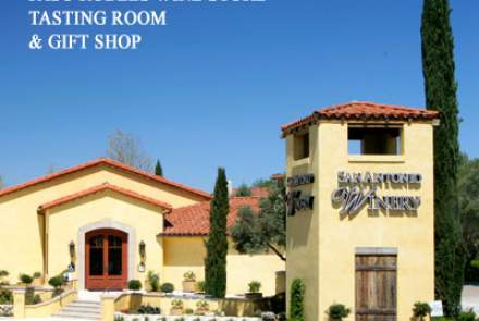 San Antonio Winery Paso Robles Wine Store and Tasting