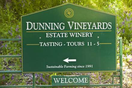 Dunning Vineyards Estate Winery