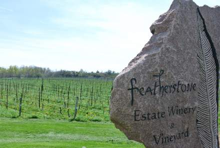 Featherstone Estate Winery