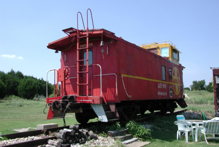 Red Caboose Winery and Vineyards