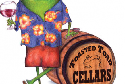 Toasted Toad Cellars